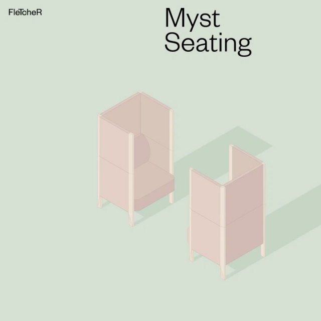 Myst seating - harnesses a unique aesthetic that combines domestic and commercial features in both low and high back seating configurations. - A multi purpose range ideal for workplace receptions, co-lab settings and quiet/ focus pods. - - NZ Design & Made -  #fletcherdesign #fdesign #fletchervaughan #mystfurniture #seating #design #furniture #furnituredesign #commercialfurniture #commercialinteriors #workplacedesign #workplacefurniture #newzealanddesign #nzdesign #newzealandmade #nzmade #supportlocalbusiness